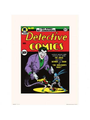 Lámina Detective Comics 69 30 x 40 cm