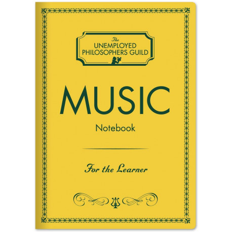 Libreta Música