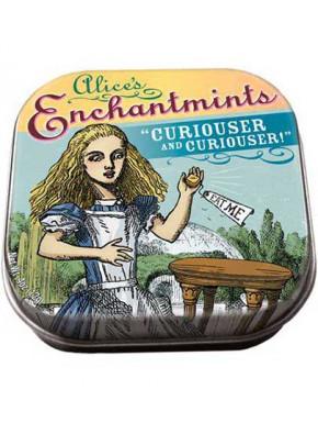 Caramelos de Menta Alicia en el País de las Maravillas