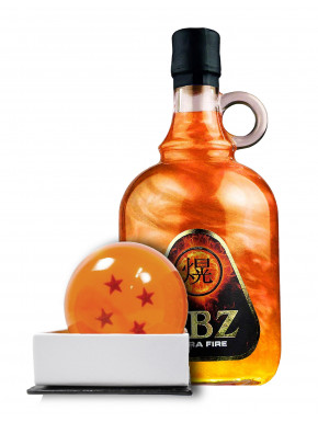 Pack licor y bola de Dragon Ball