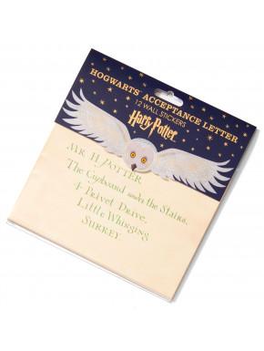 Carta de Aceptación en Hogwarts