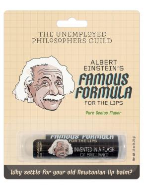 Bálsamo de labios Albert Einstein