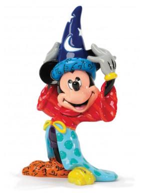 Figura Mickey Mouse Aprendiz de Brujo Disney Britto