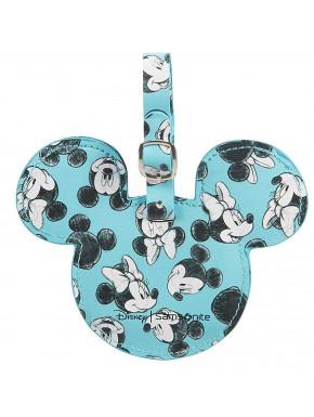 Identificador equipaje Mickey Disney Samsonite