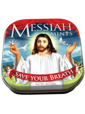 Caramelos de Menta El Mesías
