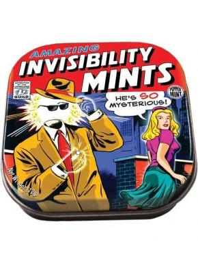 Caramelos de Menta Invisibilidad