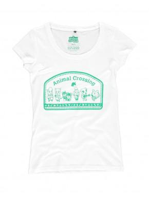Camiseta chica Animal Crossing