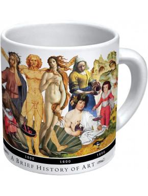 Taza Historia del Arte