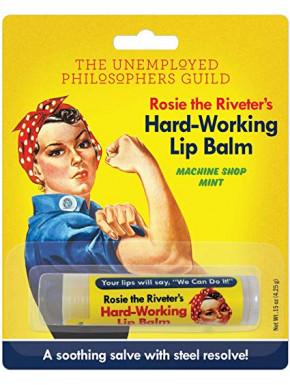 Bálsamo de labios Rosie the Riveter