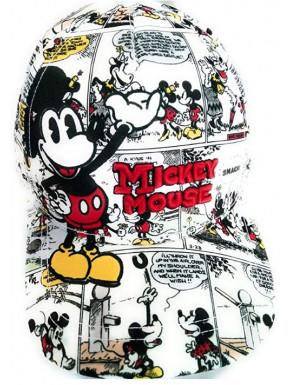 Gorra bordada Mickey Disney comics