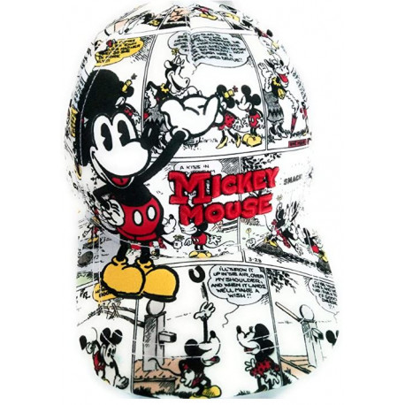 Gorra Infantil Mickey Disney