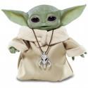 Figura animatrónica Baby Yoda The Mandalorian