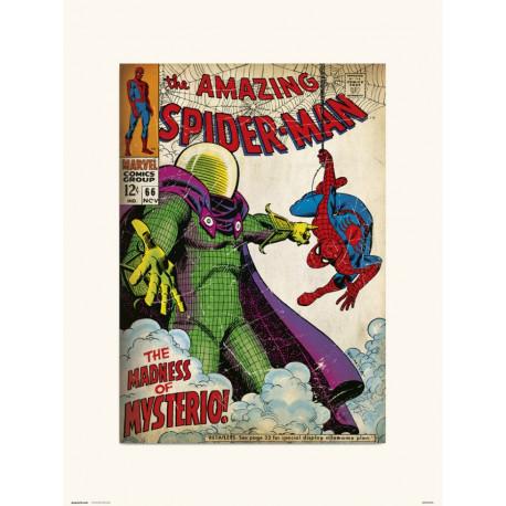 Lámina Amazing Spiderman Marvel 30 x 40 cm