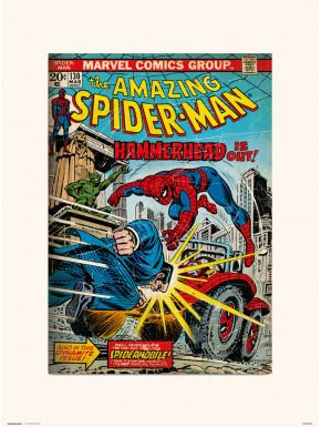 Lámina Spiderman 130 Marvel 30 x 40 cm