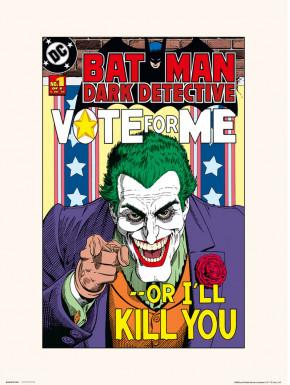 Lámina Batman Dark Detective 1 30 x 40 cm
