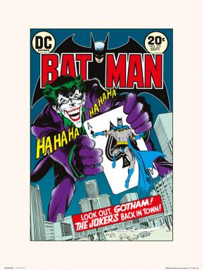 Lámina Batman 251 30 x 40 cm