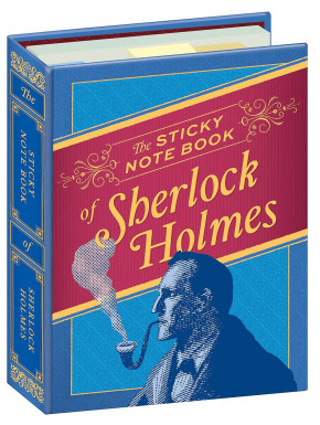 Notas adhesivas Sherlock Holmes