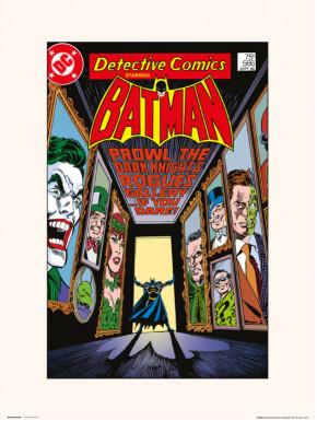 Lámina Detective Comics 566 30 x 40 cm