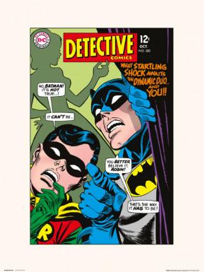 Lámina Detective Comics 380 30 x 40 cm