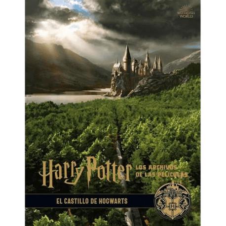 Libro El Castillo de Hogwarts Harry Potter