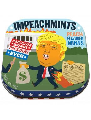 Caramelos Trump Impeachmints Melocotón