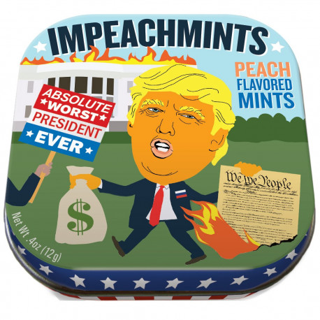 Caramelos de Menta Trump