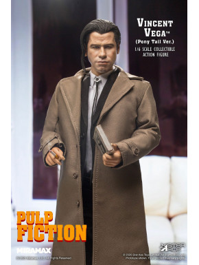 Figura Vincent Vega Pulp Fiction 30 cm Star Ace