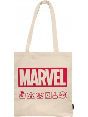 Bolsa de Algodón Marvel