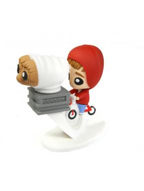 Minifigura de goma E.T. & Elliot 6 cm