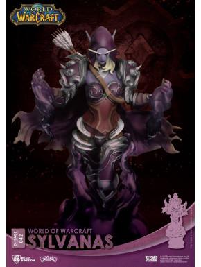 Diorama Sylvanas World Of Warcraft D-Stage 16cm
