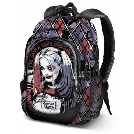 Mochila Harley Quinn DC Comics