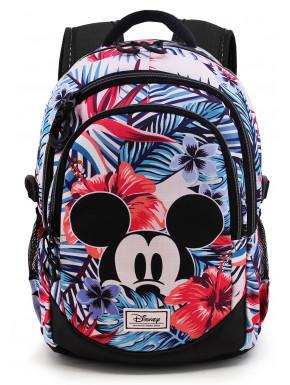 Mochila Mickey Disney Floral
