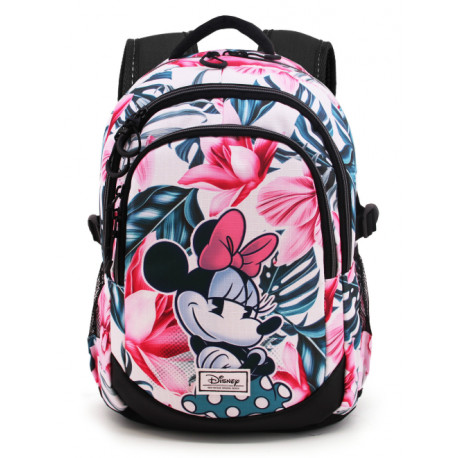 Mochila Minnie Disney Floral