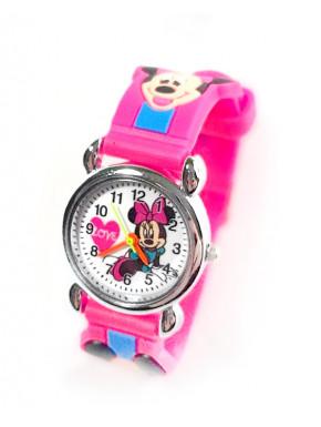 Reloj Mickey Mouse Disney Rosa