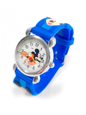 Reloj Mickey Mouse Disney Azul