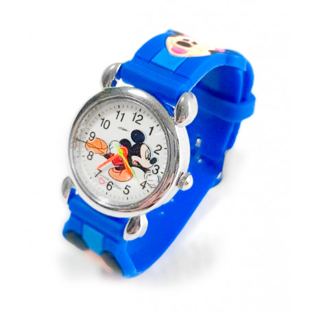 Reloj Mickey Mouse Disney Azul