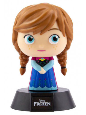 Mini Lámpara Anna Frozen 2 Disney 10 cm