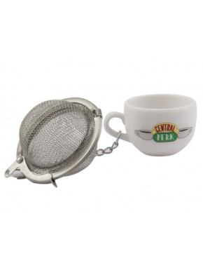 Infusor de Té Friends Central Perk