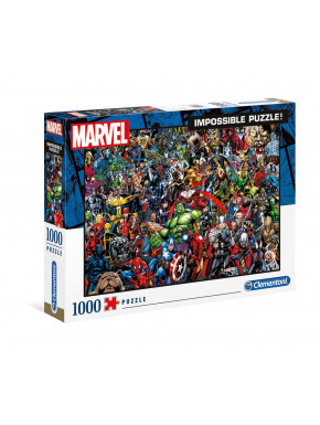 Puzzle 80th Anniversary Marvel