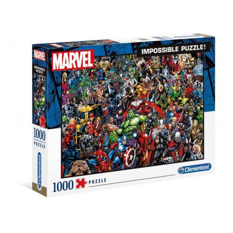Puzzle 80th Anniversary Marvel