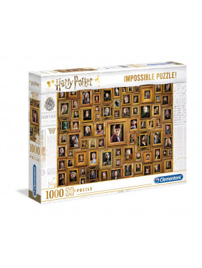 Puzzle Harry Potter Impossible Portraits
