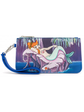 Cartera Billetera Sirena de Peter Pan Loungefly