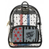 Bolso mochila Harley Quinn Loungefly Birds of Prey