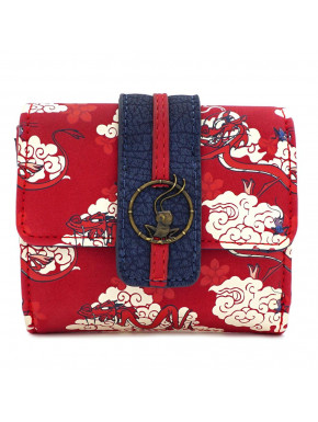 Cartera Loungefly Mulán Mushu Disney