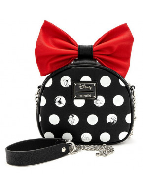 Bolso Bandolera Minnie Loungefly Disney