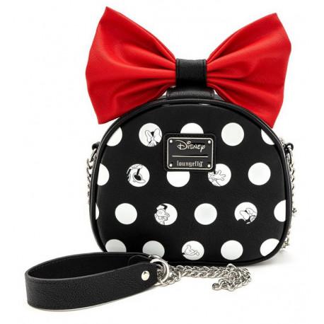 Bolso Bandolera Minnie Loungefly Disney