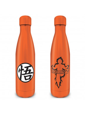 Botella metálica Dragon Ball Z Goku