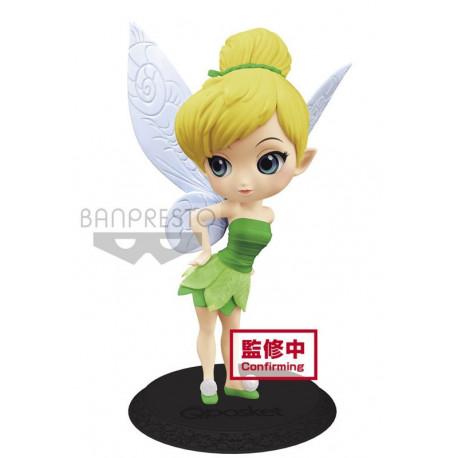 Figura Campanilla Banpresto Q Posket Disney 14 cm