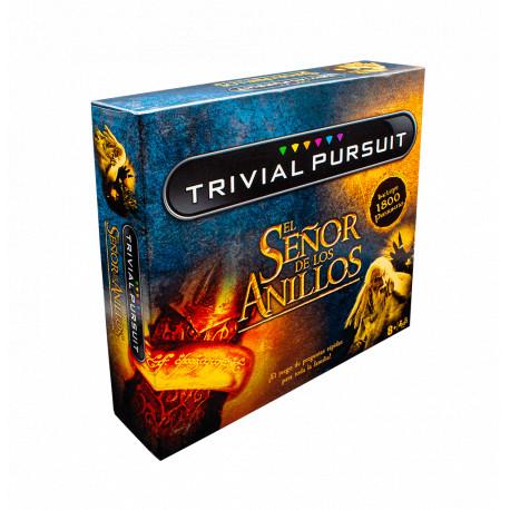 Trivial Pursuit El Señor de los Anillos XL Castellano