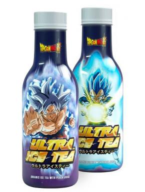 Pack DBZ ULTRA ICE TEA Goku & Vegeta